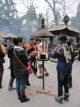 Lingyin Temple : На территории храма