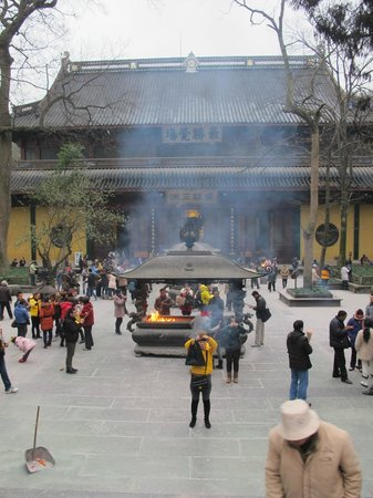 Lingyin Temple : Храм