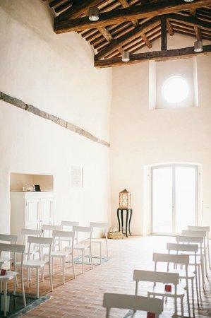 Nikis Resort: Wedding in the chapel
