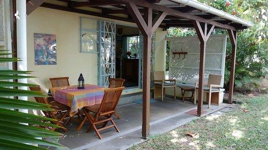 CocoNuts : CocoWater Veranda