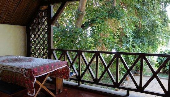 CocoNuts : CocoCream veranda
