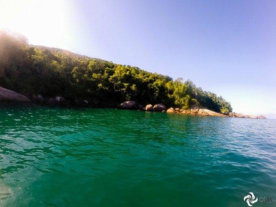 Ilha Anchieta State Park: Ilha Anchieta