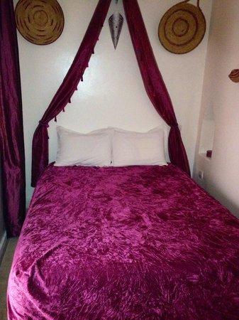 Riad Les Jardins Mandaline: Iman room