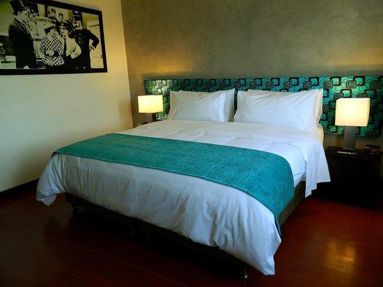 Habitación del Hotel Charlotte Bogotá