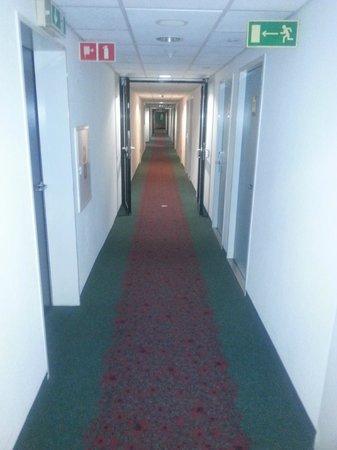 Ibis Warszawa Centrum : korytarz