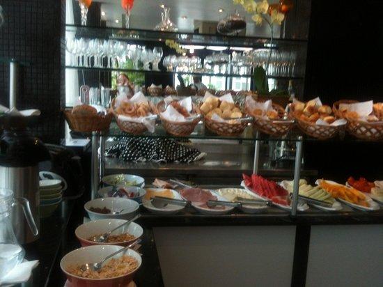 Rio Design Hotel : Colazione super!