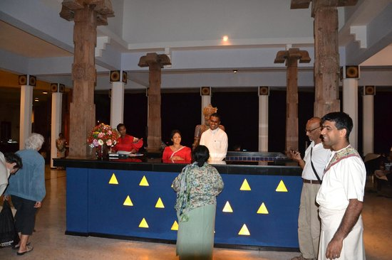 Amaya Hills : Hotel reception