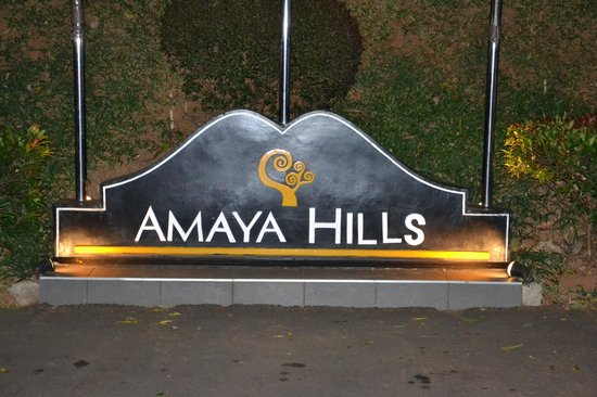 Amaya Hills : Name of Hotel