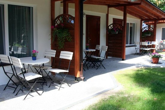 Kama Park Hotel: Domki