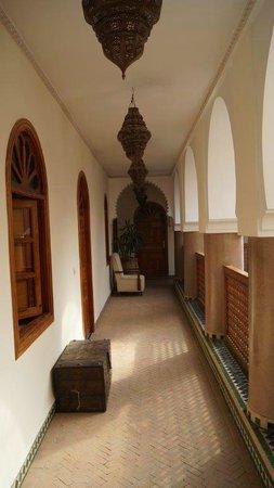 Palais Riad Calipau Marrakech: à l'étage