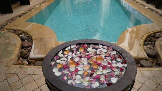 Palais Riad Calipau Marrakech: autour de la piscine