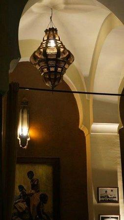 Palais Riad Calipau Marrakech: ambiance du soir