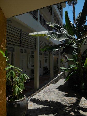 Green Hill Resort & Spa: номера на первом этаже
