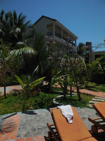 Green Hill Resort & Spa: корпус со стандартными номерами