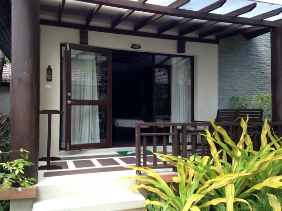 Baan Chaweng Beach Resort & Spa : chambre deluxe