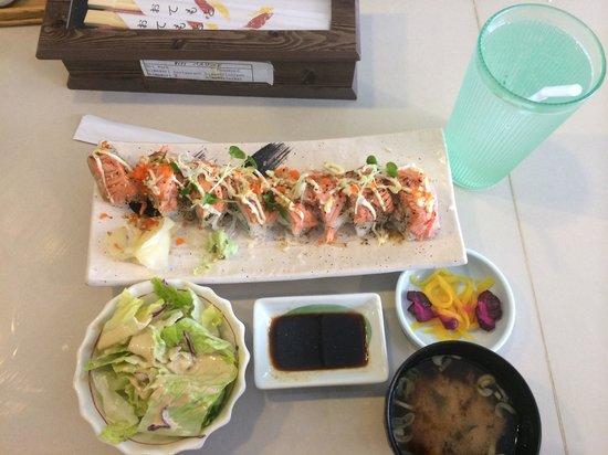 Himawari : Обед за 9 $