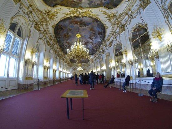 Schloss Schönbrunn: фотографировать нельзя но