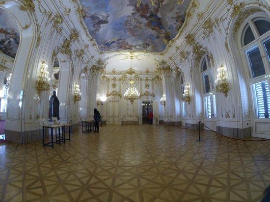 Schloss Schönbrunn: очень красиво