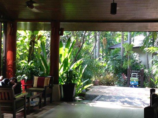 Baan Chaweng Beach Resort & Spa: réception