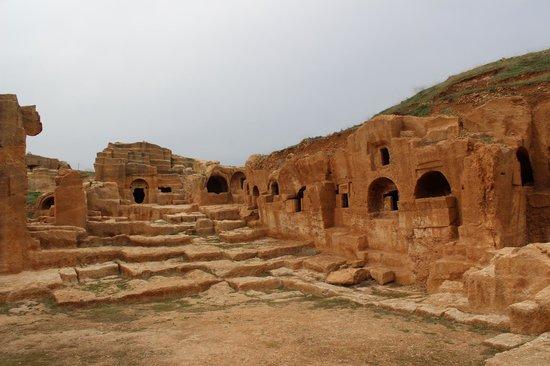 Dara Mesopotamia Ruins: Görünüş müthiş altındaki kalıntılarını merak etmemek elde değil
