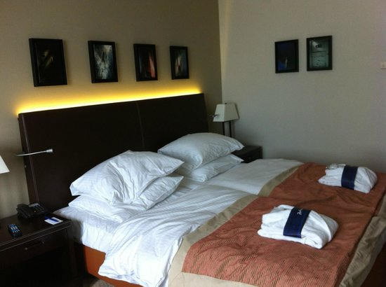 Radisson Blu Astrid Hotel, Antwerp: Business Suite