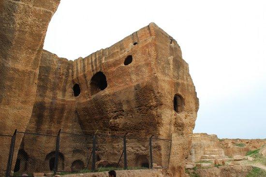 Dara Mesopotamia Ruins: Dara Antik Kent tarihi güzellik