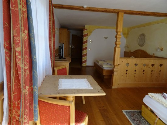Landhotel Tharerwirt: Camera Tirolese