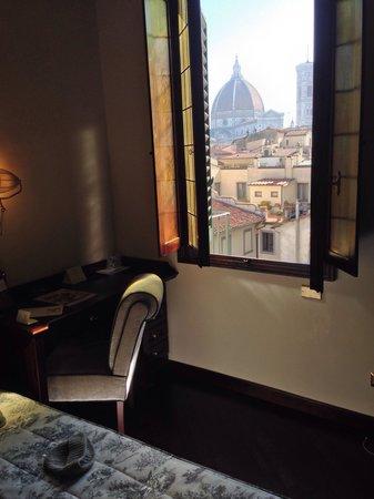 Grand Hotel Baglioni Firenze : Camera