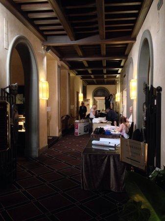 Grand Hotel Baglioni Firenze : Interno