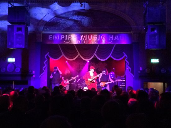 The Belfast Empire: Belfast's iconic live music venue