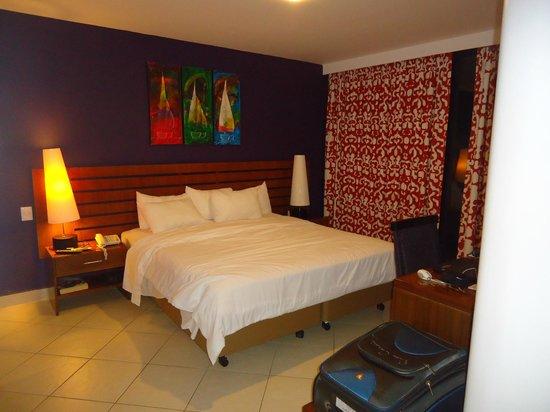 Royal Decameron Punta Centinela: Habitación muy confortable
