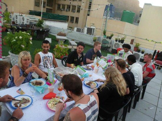 Penthouse on Long : Family dinner