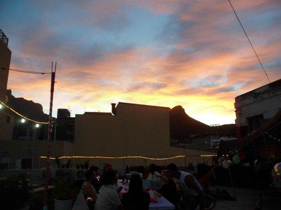Penthouse on Long: Beautiful sunset