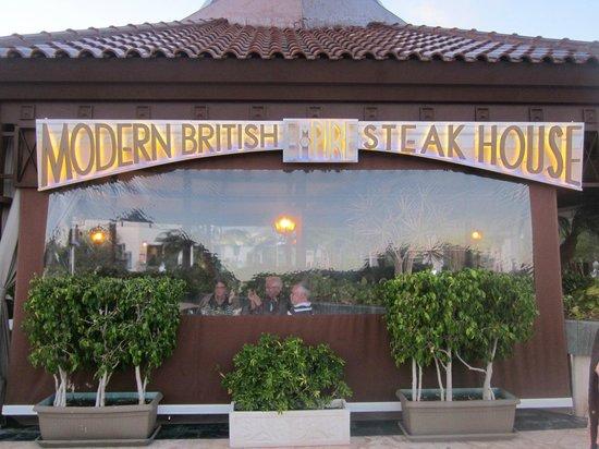 Empire Modern British Restaurant & Steak House: Exterior