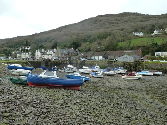 Millers At The Anchor: Porlock Weir