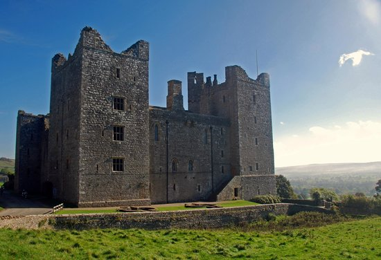 Bolton Castle.