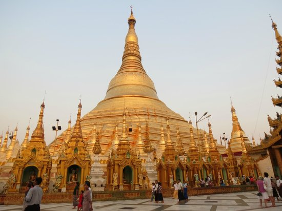 Pagode Shwedagon : You need to see it