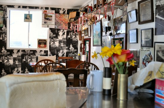 Best cream tea in Kent - The Spitfire Cafe, Hythe Traveller Reviews - TripAdvisor