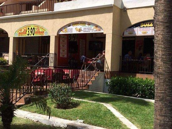 imagen Mom's Kebab & Pizza en Arona