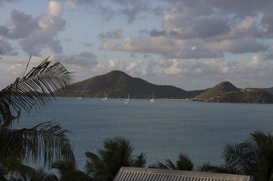 Cocobay Resort : vista dal balcone