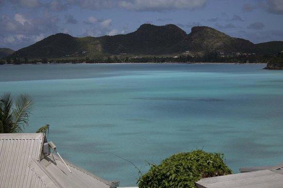 Cocobay Resort: vista dal balcone