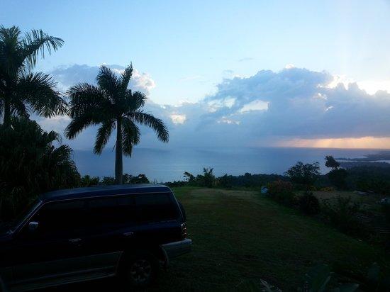 Germaican-Hostel : Sonnenaufgang