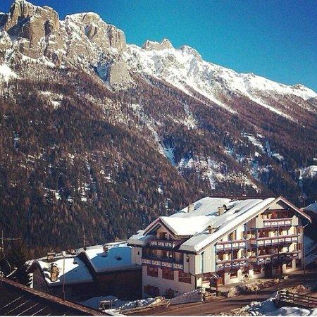Hotel Miramonti : Вид из номера 303)