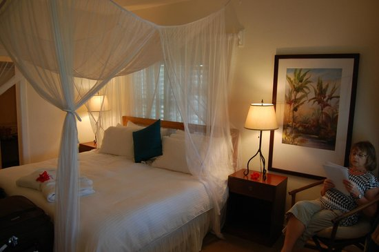 Victoria House Resort & Spa: Ground floor Plantation room