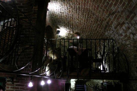 Cyrano de Bergerac : наш столик на балкончике