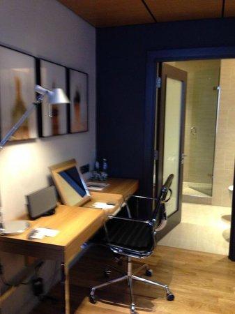 Apex Temple Court Hotel : Impeccable rooms