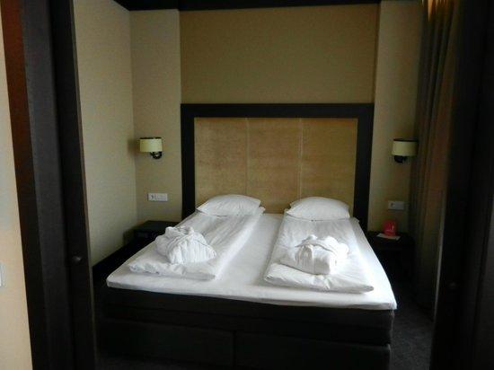 Comfort Hotel LT Rock'N'Roll Vilnius: Удобная кровать