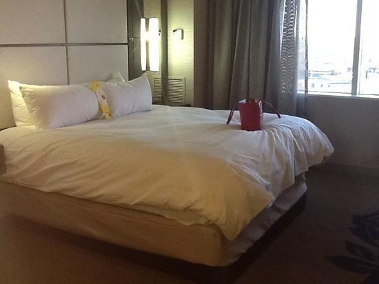 Little Rock Marriott: room 1817