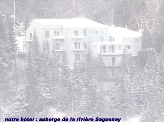 Auberge de la Riviere Saguenay : hôtel