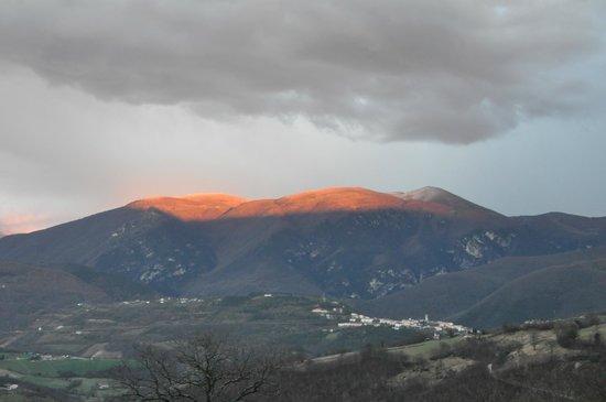 Agriturismo Santa Serena: Vista meravigliosa